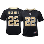 Nike Boys' Home Game Jersey New Orleans Saints Mark Ingram #22