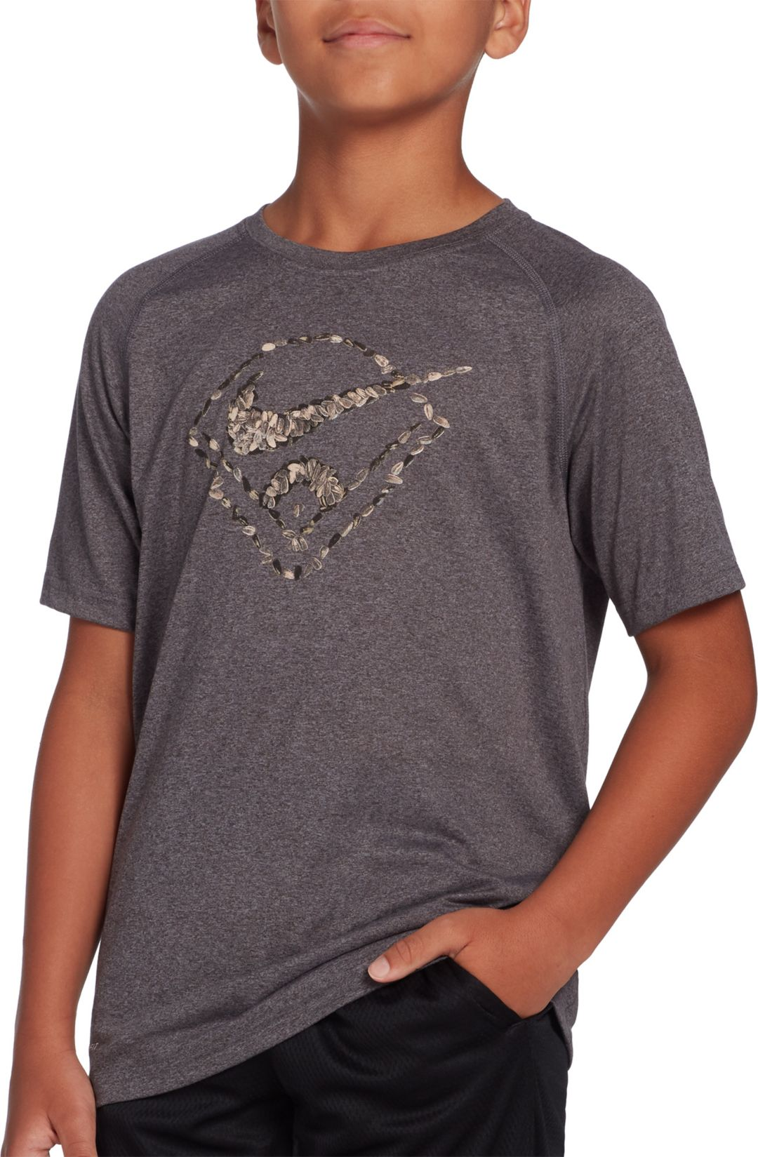 254eaf29b Nike Boys' Dri-FIT Sunflower Seeds Raglan T-Shirt | DICK'S Sporting ...