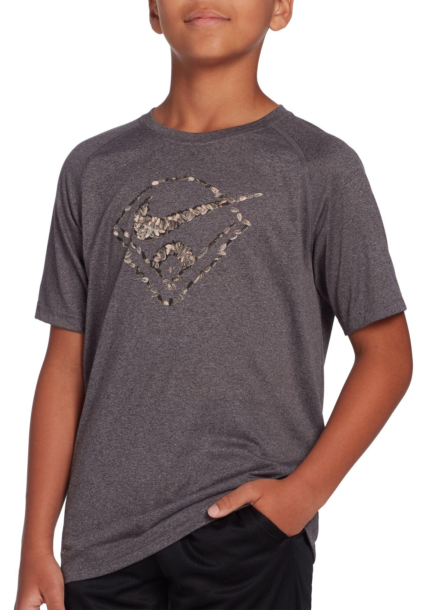 Nike Boys' Dri-FIT Sunflower Seeds Raglan T-Shirt