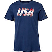 Nike Boys' Americana Graphic Tee