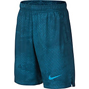 Nike Boys' Dry Printed Fly Training Shorts