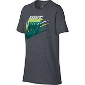 Nike Boys' Sportswear Sunset Futura Graphic Tee