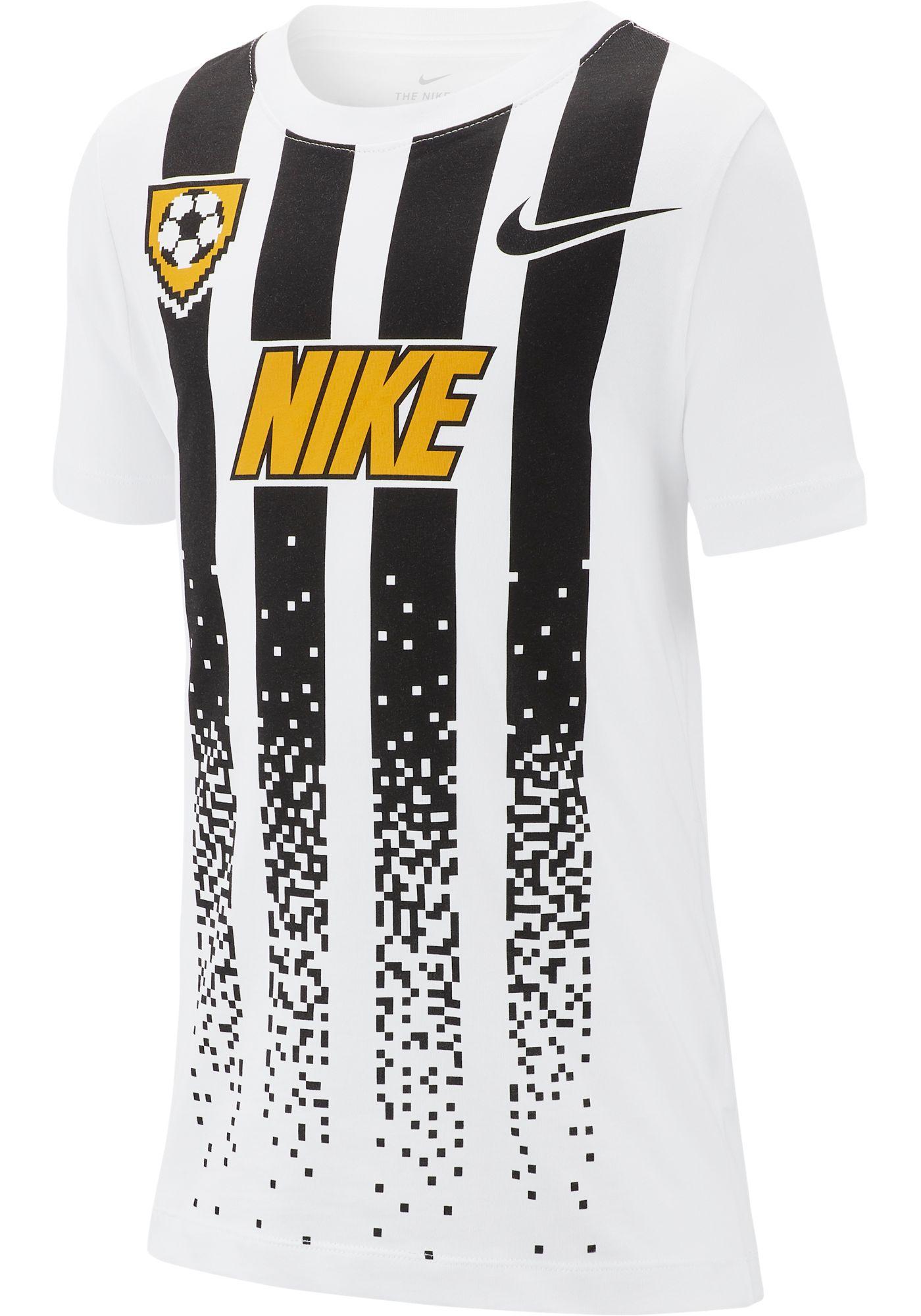Nike Boys' Sportswear Soccer Jersey Tee