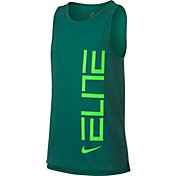 Nike Boys' Elite Sleeveless Tank Top