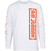 Jordan Boys' City Of Flight Long Sleeve Shirt