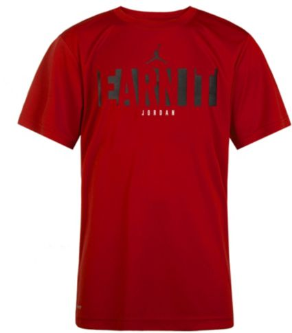 huge selection of fe9a4 95f70 Jordan Boys  Jumpman Earn It Graphic T-Shirt. noImageFound
