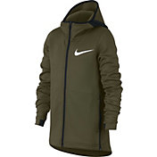 Nike Boys' Therma Flex Showtime Full-Zip Hoodie