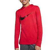 Nike Boys' Pro Utility Hoodie