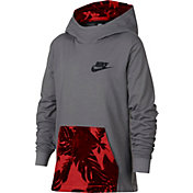 5abcb663 Product Image · Nike Boys' Sportswear Exclusive Jersey Hoodie
