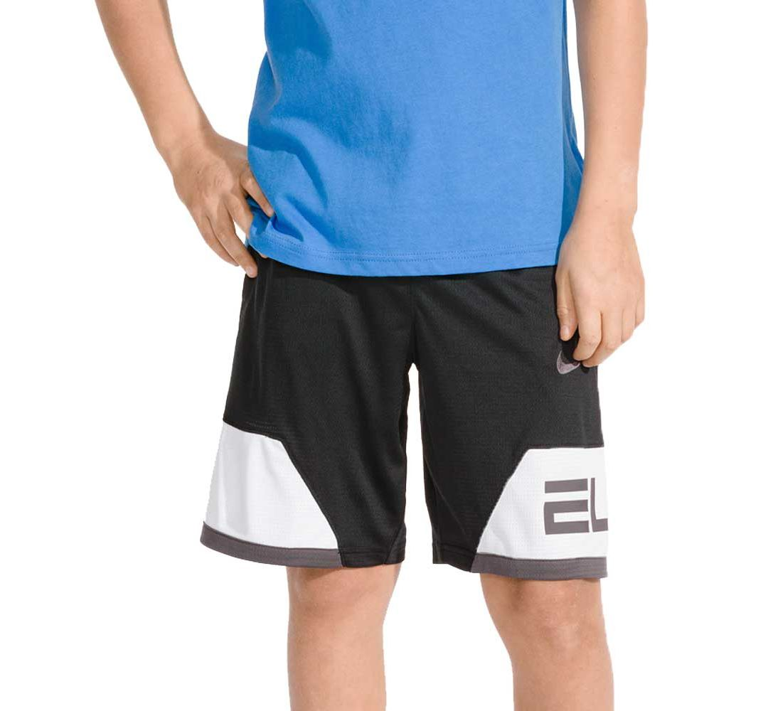 the latest f7a7e 2ad3f Nike Boys  Elite Dri-FIT Basketball Shorts 1