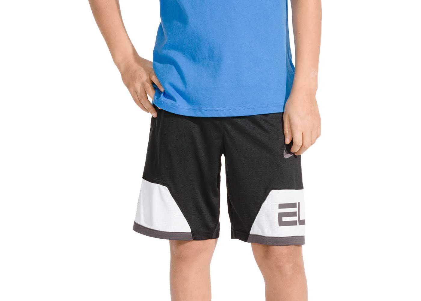 Nike Boys' Elite Dri-FIT Basketball Shorts