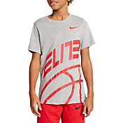 Nike Boys' Exclusive Dri-FIT Elite Graphic Tee