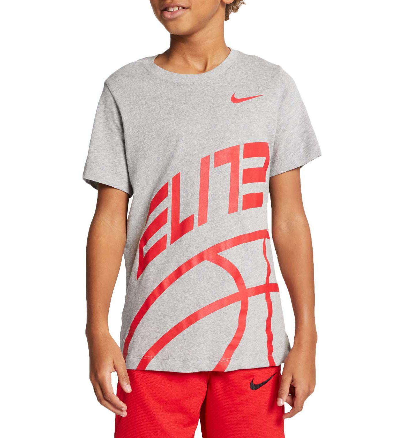Nike Boys' Exclusive Dri-FIT Elite Graphic Tee