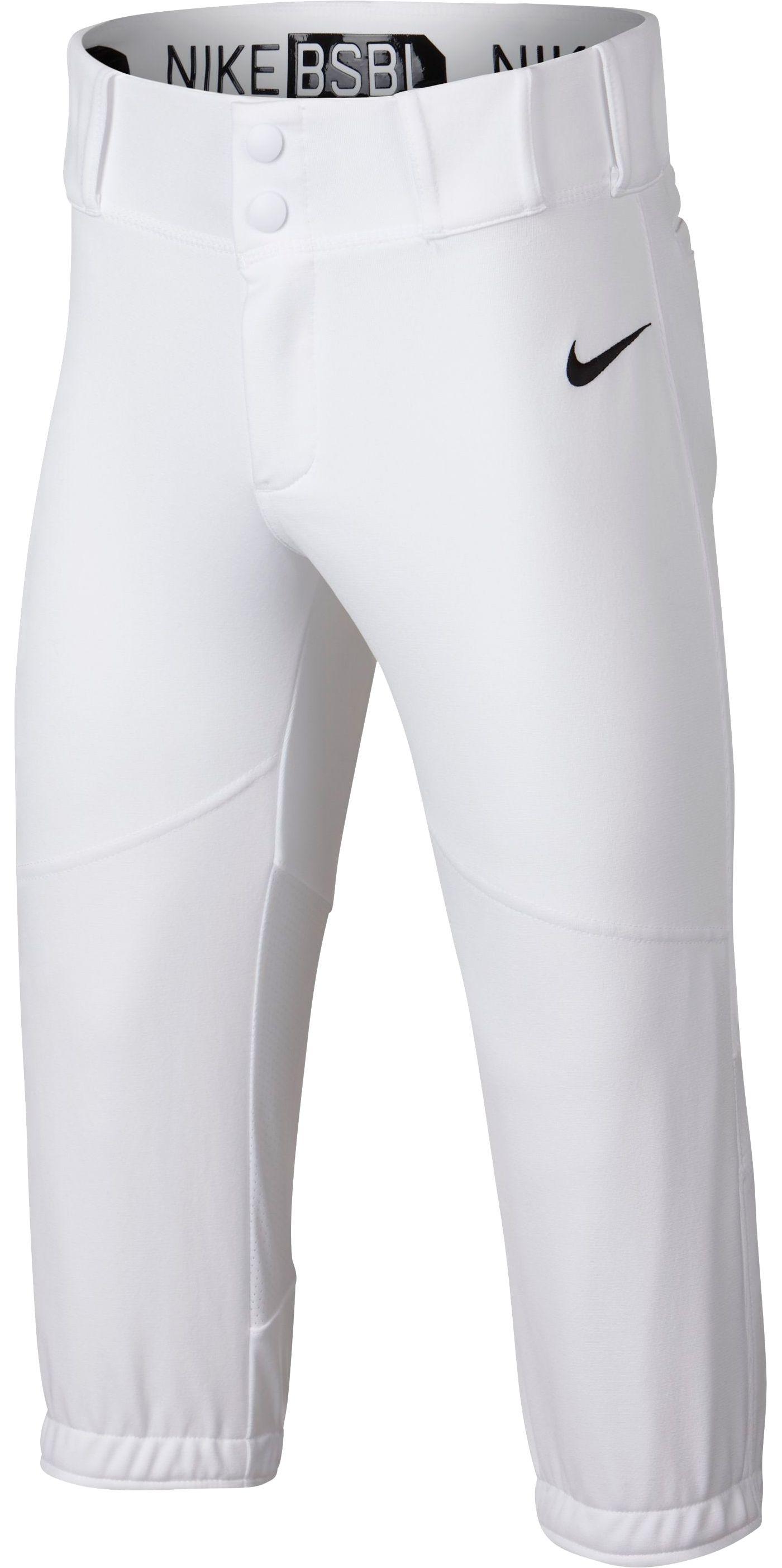 Nike Boys' Pro Vapor High Baseball Pants