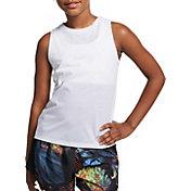 Nike Girls' Dry Breathe Printed Running Tank Top