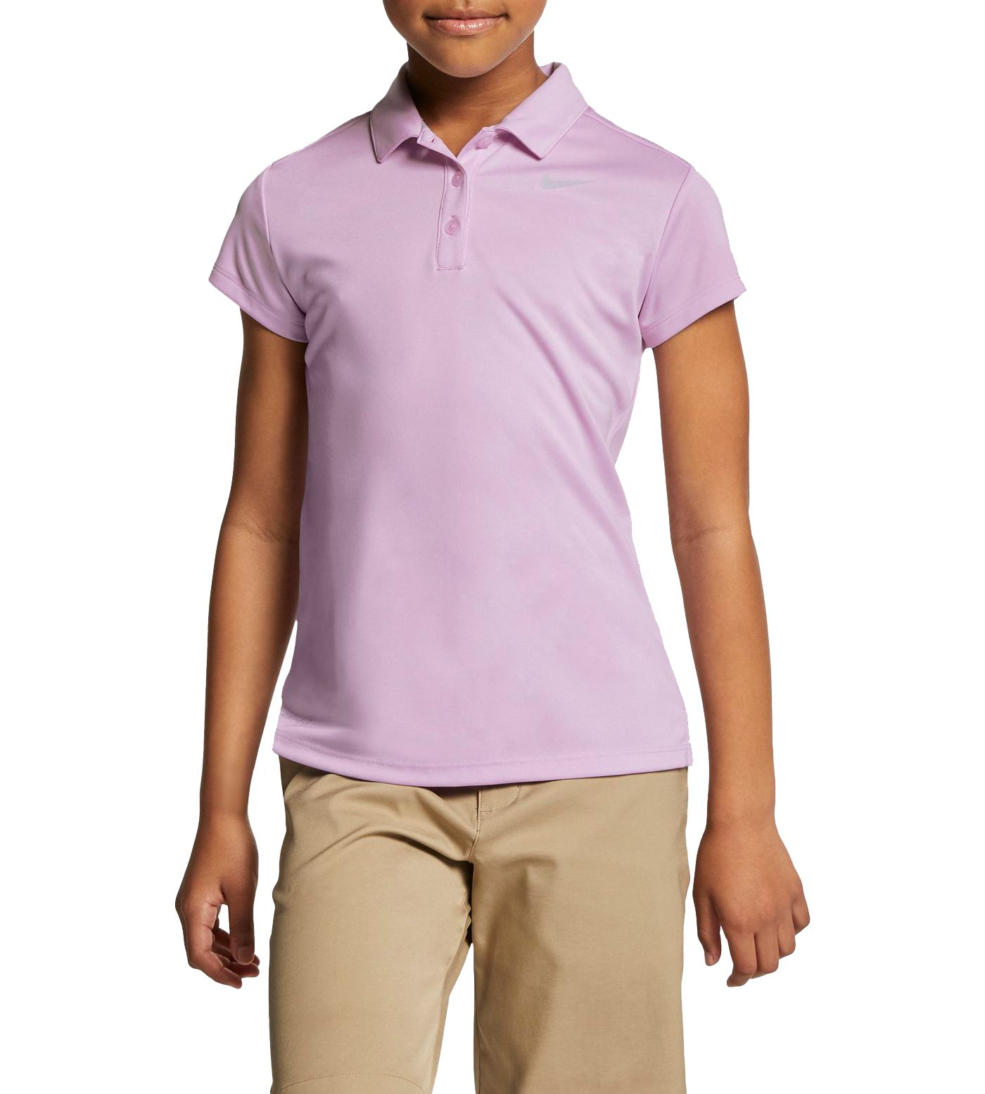 Nike Girls' Dry Victory Golf Polo