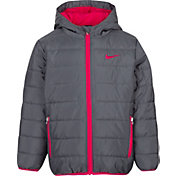 a0e5e88aae70 Product Image · Nike Girls  Polyfill Quilted Insulated Puffer Jacket
