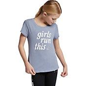 Nike Girls' Run This Graphic Tee