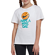 Nike Girls' Sportswear Have A Nike Day Graphic Tee