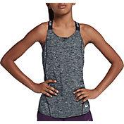 Nike Girls' Dry Elastika Training Tank Top