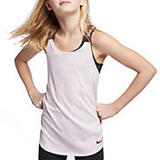 Nike Girls' Dry Elastika Training Tank Top