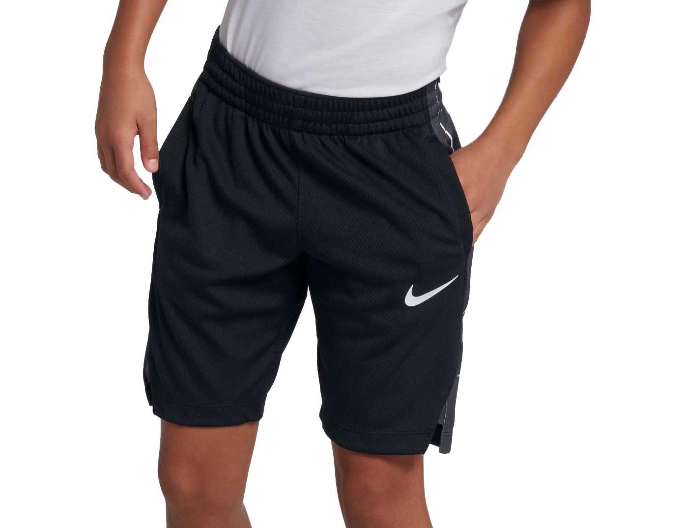 Nike Girls' Dri-FIT Elite Striped Shorts