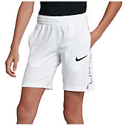 Nike Girls' Dri-FIT Elite Striped Shorts