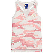 Nike Girls' Sportswear Gym Vintage Tank Top