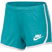 Nike Girls' Sportswear Jersey Shorts