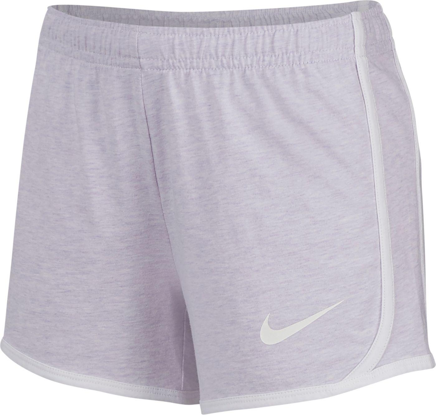 Nike Girls' Sportswear Jersey Shorts