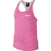 Nike Girls' Sportswear Swoosh Tank Top