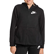 Nike Girls' Sportswear Premium Essentials Full Zip Jacket
