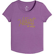 Nike Pro Girls' Heart of Gold T-Shirt