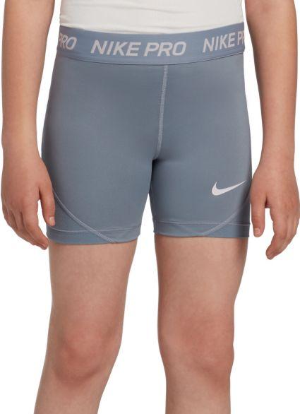Nike Pro Girls' 4'' Shorts