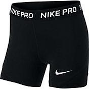 Nike Girls' Pro Boy Shorts