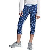 Nike Girls' Pro Toss Print Capris