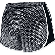 Nike Girls' Dry Micro Master Printed Tempo Shorts