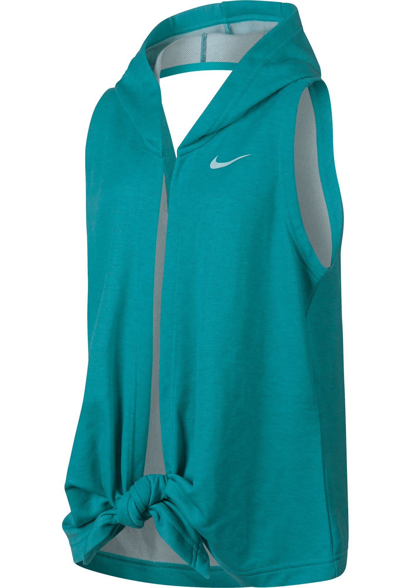 Nike Girls' Dri-FIT Sleeveless Studio Wrap