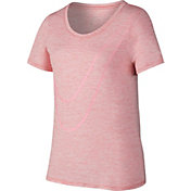 Nike Girls' Victory Veneer Graphic Tee