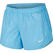 Nike Girls' Dry Tempo Shine Running Shorts