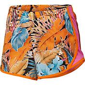 Nike Girls' Dry Wonderland Tempo Printed Shorts
