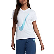 Nike Girls' Dry Unicorn Legend Graphic Tee