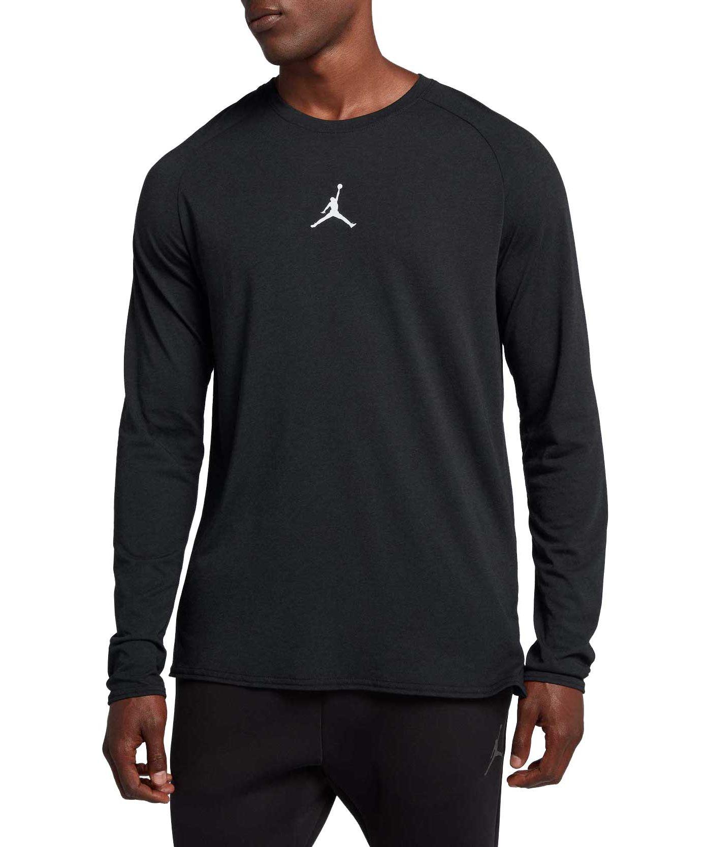 Jordan Men's Dry 23 Alpha Long Sleeve Shirt