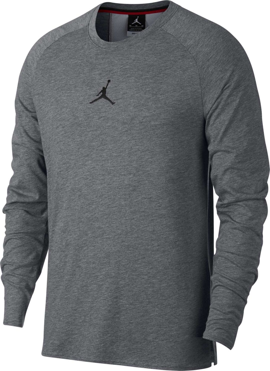 b79a243a Jordan Men's Dry 23 Alpha Long Sleeve Shirt | DICK'S Sporting Goods