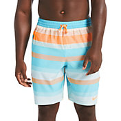 "Nike Men's 6:1 Linen Racer 9"" Volley Swim Trunks"