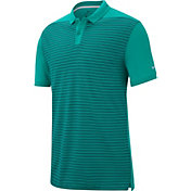 Nike Men's Stripe Pique Golf Polo