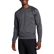 Nike Men's Brushed Crewneck Golf Sweater
