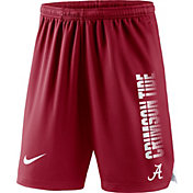 Nike Men's Alabama Crimson Tide Crimson Breathe Player Shorts