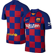 Nike Men's FC Barcelona '19 Vapor Authentic Match Home Jersey