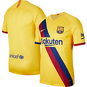 Nike Men's FC Barcelona '19 Breathe Stadium Away Replica Jersey